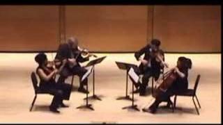 Dvorak American Quartet - 1st movement