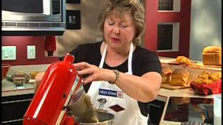 How To Make Yeast Bread Using A Stand Mixer