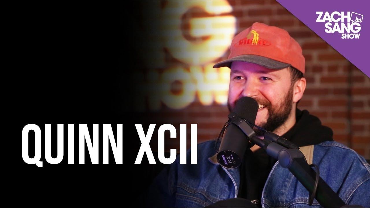 "Quinn XCII Talks ""From Michigan With Love"", Jon Bellion & Eminem"