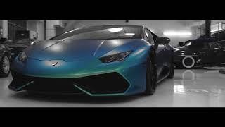 FUEL AUTOTEK Media: Lamborghini Huracan | Vossen Forged HC 3