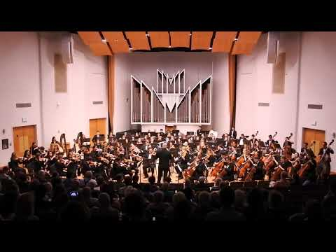 Ravel: Daphnis and Chloe, Suite No. 2- Marrowstone Music Festival 2018