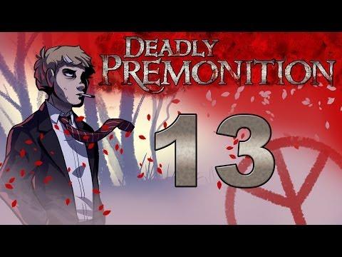 Deadly Premonition: The Director's Cut Gameplay Walkthrough Part 13 - Dinner Stories