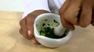 Chlorophyll Chromatography