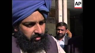 Sikhs describe treatment under Taliban