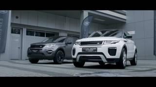 Роуд-шоу Jaguar Land Rover 2016   Сочи