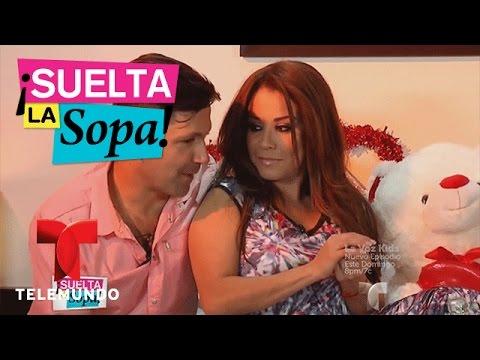 Suelta La Sopa   Carolina Sandoval y Nick Hernández en su luna de miel   Entretenimiento thumbnail