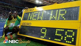 Usain Bolt's 9.58: the night he obliterated the 100m world record   NBC Sports