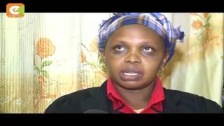 Uchungu wa mwana, Mwanaye alipotea kisha maiti yake ikapatikana, Matuu