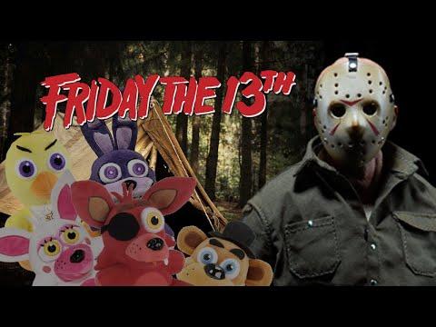 Fnaf Plush - Friday the 13th
