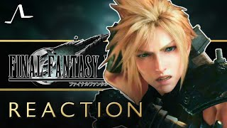 Final Fantasy 7 Remake | Live Reaction And Analysis