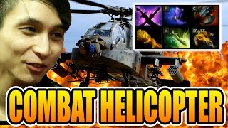 SingSing Dota 2 - I'm Six Slots Combat Helicopter