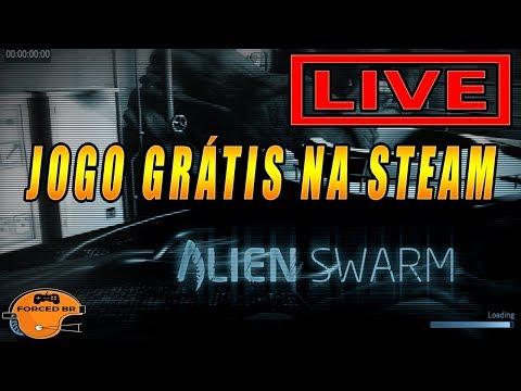 ALIEN SWARM  GRÁTIS NO STEAM PARCERIA CANAL GUTAJ PLAY GAMES