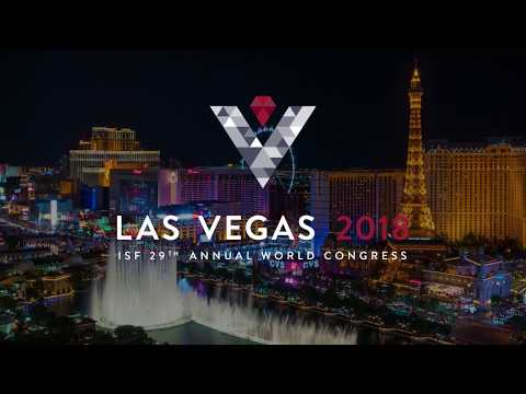 ISF 29th Annual World Congress: Las Vegas 2018 reveal