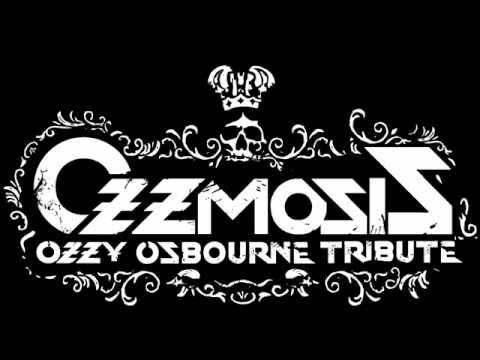Ozzmosis Ozzy Tribute - Bark At The Moon - audio only studio version