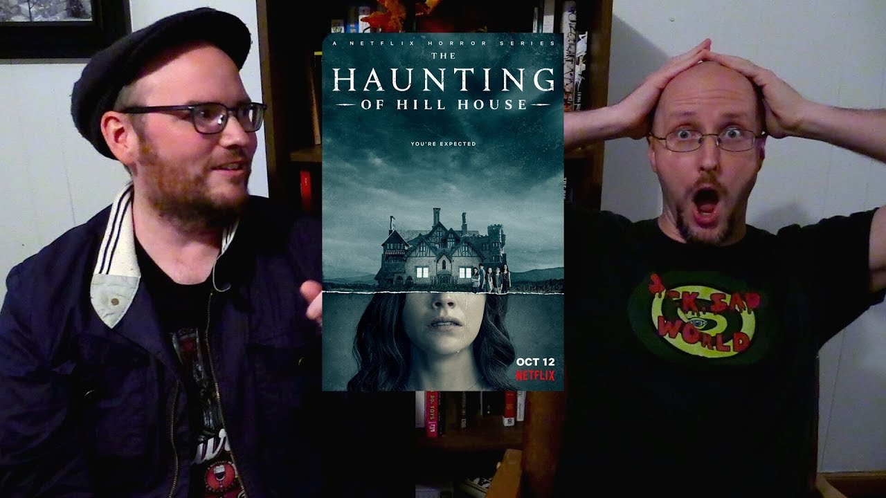 The Haunting Of Hill House Sibling Rivalry Youtube