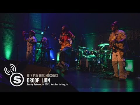 Droop Lion @ Music Box 9/2