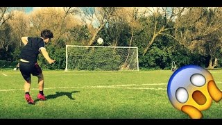 💥The Best Knuckle Ball Freekick EVER!⚽