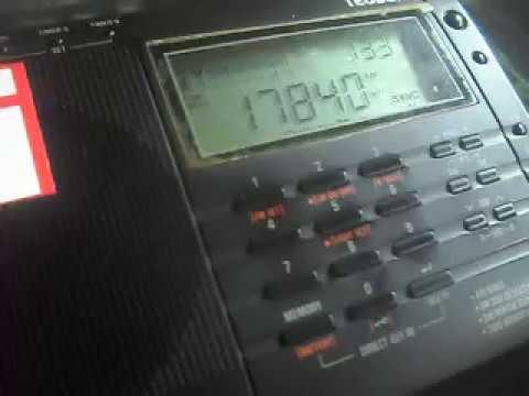 DEUTSCHE WELLE RADIO IN HAUSA LANGUAGE - LISTENED IN MORRINHOS, BRAZIL, BY DXer. JOSÉ MARANHÃO