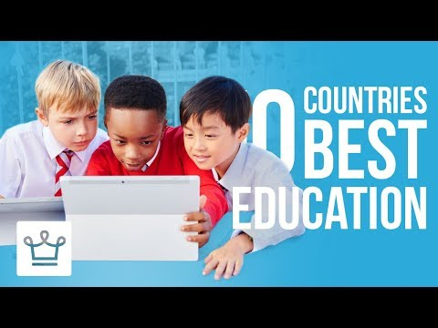 Top 10 Countries With The BEST Education