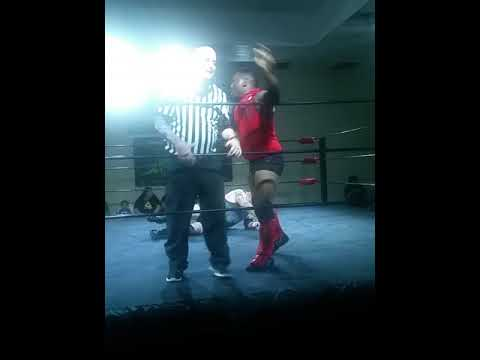 Hambone vs KO Cox! DZW, Katy, TX 11/4/17