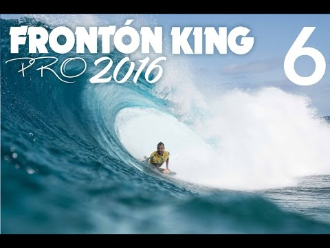 Gran Canaria Fronton King Pro 2016 Highlights day 6