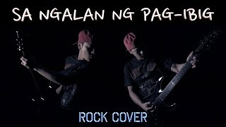 December Avenue - Sa Ngalan Ng Pag-ibig (rock Cover By Tuh)