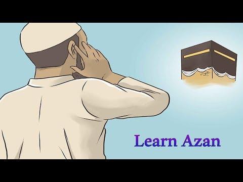 Learn Azan | Azan Dene Ka Sahi Tarika In Hindi With Md Bella