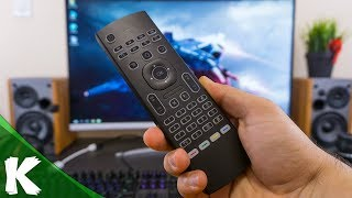 Video MX3-L - The Ultimate Wireless Air Mouse Keyboard TV BOX Remote Control download MP3, 3GP, MP4, WEBM, AVI, FLV Desember 2017