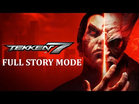 Tekken 7 - Full Story Mode Movie (All Cutscenes)