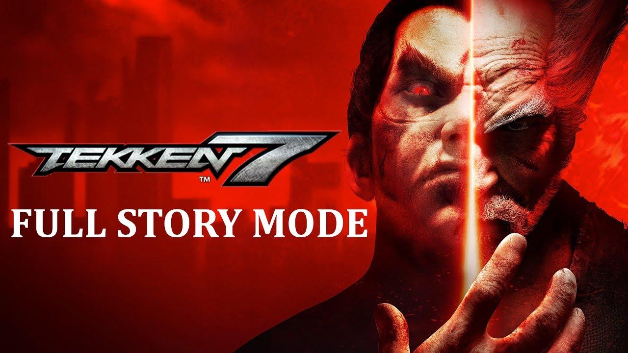Download Tekken 7 - Full Story Mode Movie (All Cutscenes)