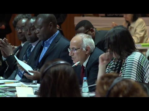 41st World Heritage Committee 7 July 2017 AM