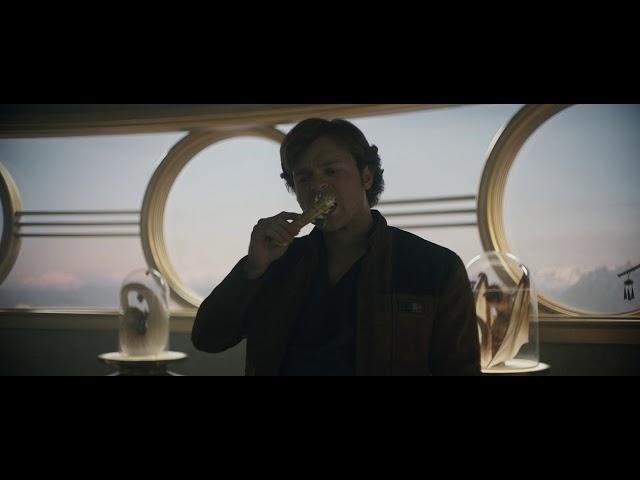 Han Solo Deled Scene 7    Meet Dryden  Extended