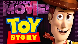 Toy Story: Pixar Almost FAILED! | Did You Know Movies thumbnail