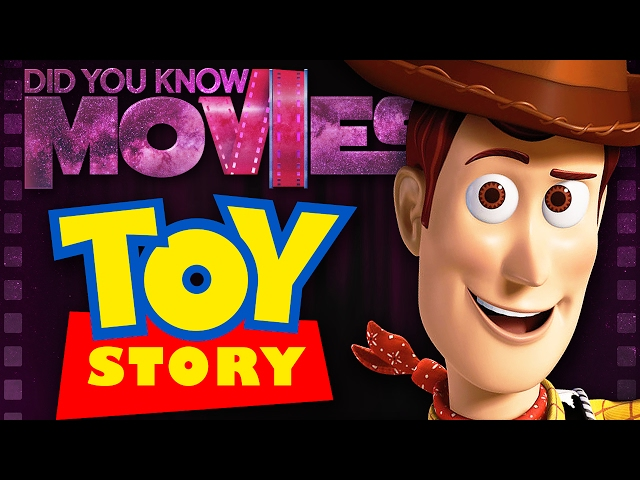 Toy Story: Pixar Almost FAILED! | Did You Know Movies
