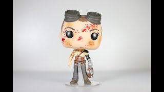 Mad Max Fury Road FURIOSA CHASE Funko Pop review