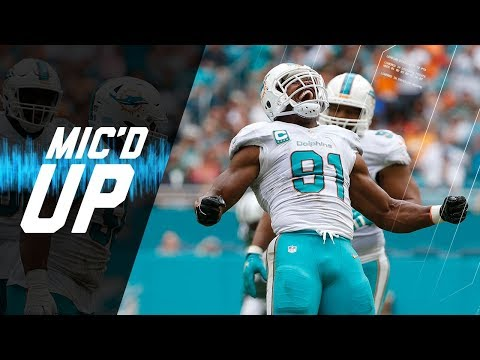 """Cameron Wake Mic'd Up vs. Jets """"Don't Ever Count Us Out"""" 