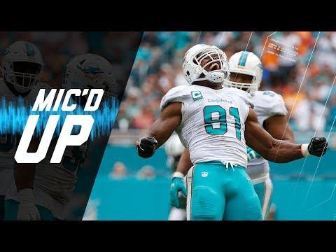 Cameron Wake Mic'd Up vs. Jets