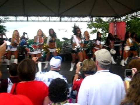 AFC Pro Bowl Cheerleaders 2011