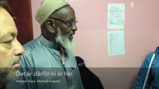 See to Learn, projektstart i Hargeisa oktober 2016