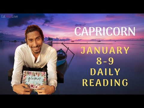 "CAPRICORN SOULMATE ""THINGS WILL MOVE FORWARD SOON"" JAN 8-9 DAILY TAROT READING"