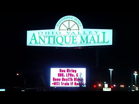 Thief steals more than $60K worth of merchandise from Antique Mall