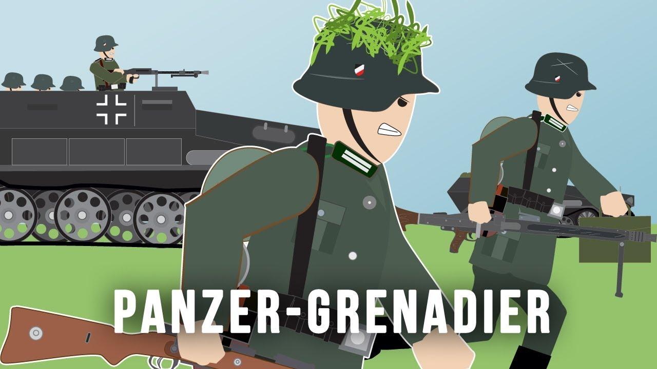 PanzerGrenadier (World War II) Mechanized & Motorized Infantry