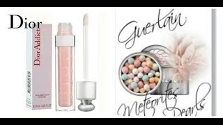 """Lip maximizer"" от Dior и ""Meteorites Spring 2014"" от Guerlain"