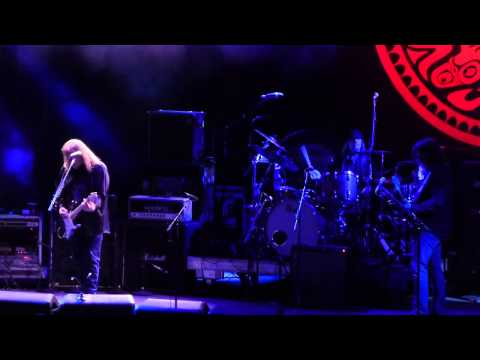 Gov't Mule - There's No Way Out Of Here 6-8-13 Mountain Jam, Hunter, NY
