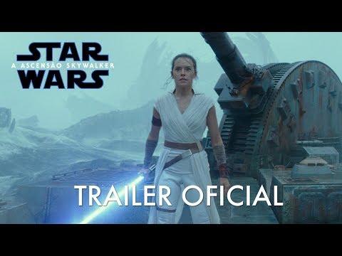 Star Wars: A Ascensão Skywalker   Novo Trailer Oficial   19 de dezembro nos cinemas