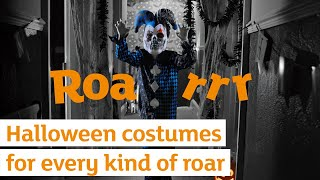 Halloween costumes for every kind of roar | Sainsburys