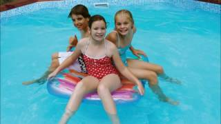 www.madfun.co.uk Plastica Wooden Swimming Pools and Exercise Pools