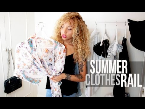 My Summer Clothes Rail from YouTube · Duration:  7 minutes 59 seconds
