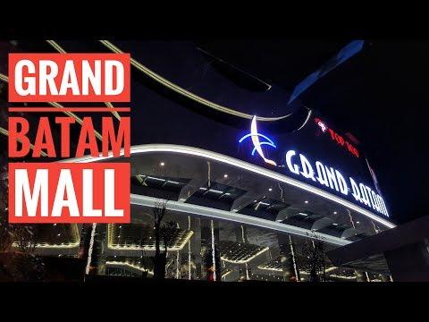 GRAND MALL BATAM Lower Ground Soft Opening [NEW] | Grand Batam Shopping Mall