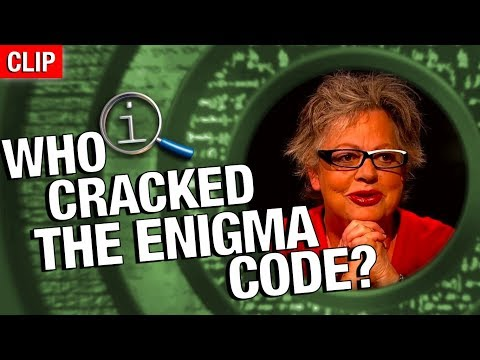 QI | Who Cracked Enigma?